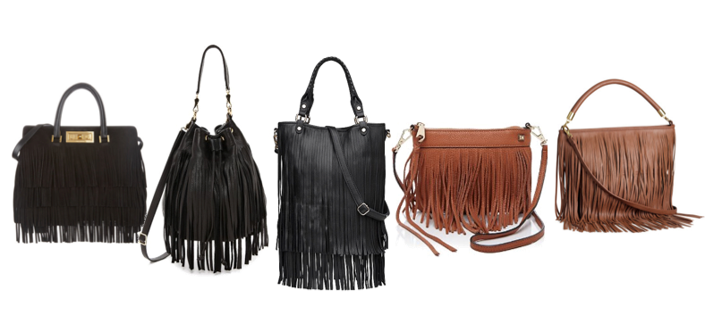 H&m Fringe Shoulder Bag